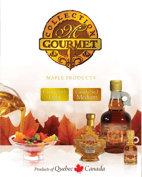 COLECCIóN M Gourmet