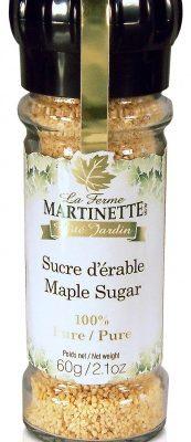 Azúcar puro de maple- 60g, tapa-molino