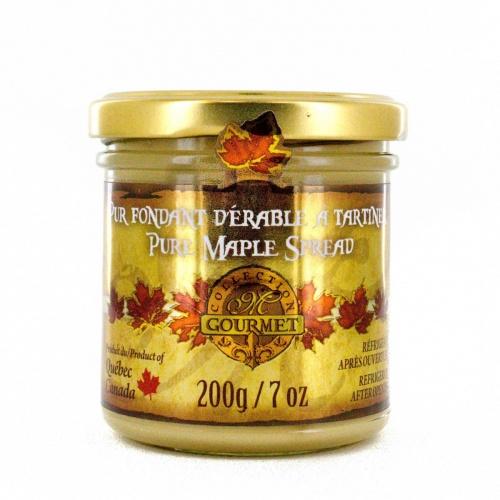 Fondant de maple puro (crema de maple puro)-200g/ 7oz
