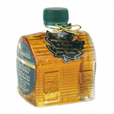 Cabaña de azúcar 250 ml botella CANADA A- Oro, sabor delicado