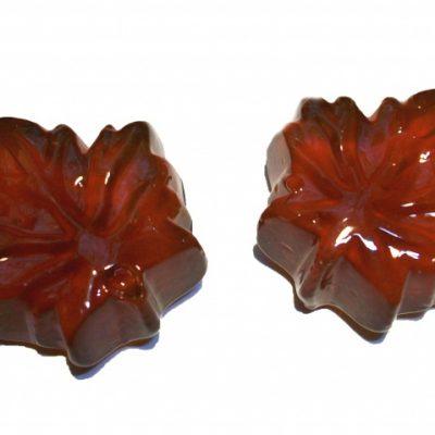Caramelos duros de maple 225g-TUBO