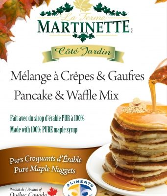 Harina para hot-cakes, Maple-Crujiente, 500g