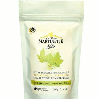 ORGANICA Azúcar de maple granulado FINO-500g 17.5oz
