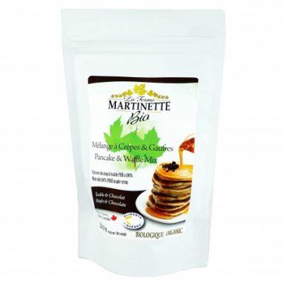 ORGANICA Harina para hot-cakes maple-chocolate 500g