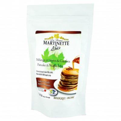 ORGANICA Harina para hot-cakes maple-canela 500g