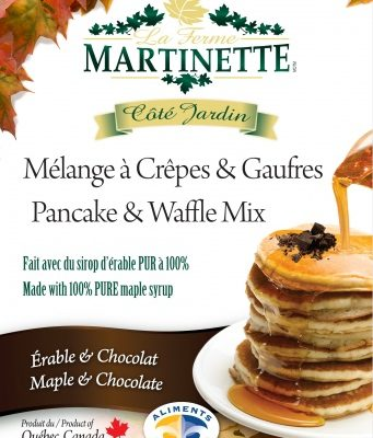 Harina para hot-cakes maple-chocolate 250g