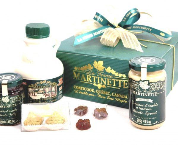 Cofre maple Tradición Martinette verde