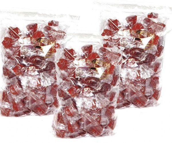 Caramelos duros de Maple – 3 x 1kg