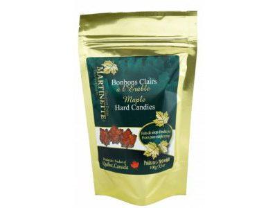 Caramelos duros de Maple CLARO- 100g