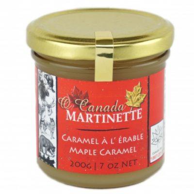 O CANADA- Caramelo liquido de maple 200g/7 oz