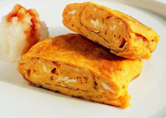 Omelette de maple (receta de Japon)