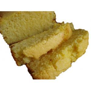 Gâteau à la semoule de maïs au Fondant d'érable