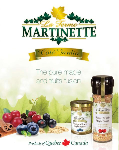 COLECCION MARTINETTE CÔTÉ JARDIN