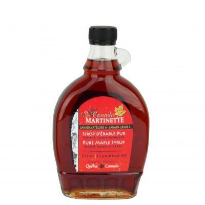 O CANADA – Jarabe puro de maple OSCURO, Sabor Robusto 375ml