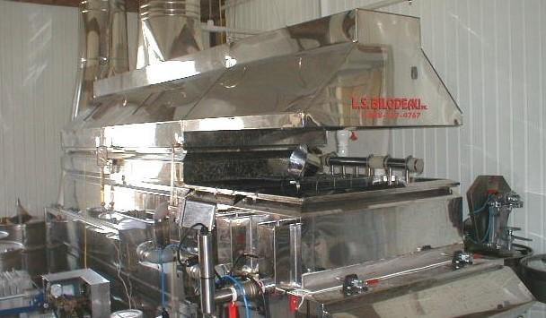 Equipo necesario para producir jarabe de maple