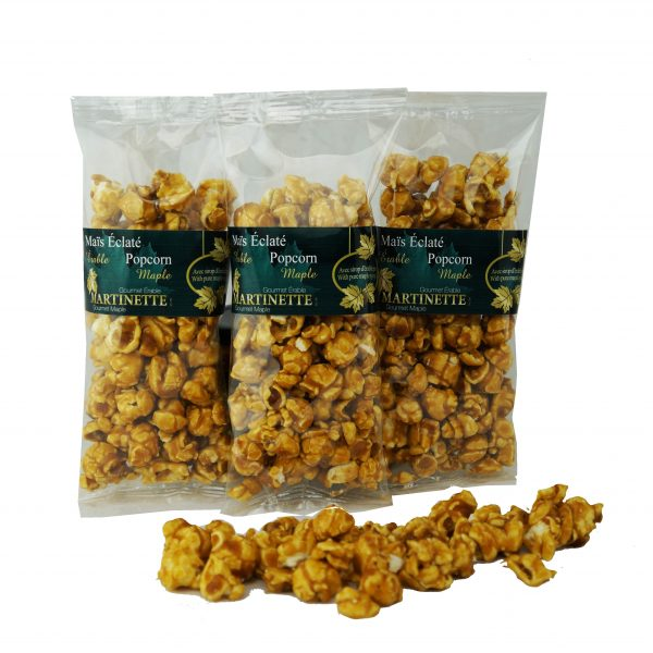 Palomitas de maple 3x50g -bolsa