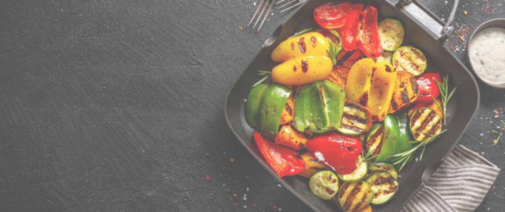 Receta verduras caramelizadas maple