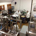 Ayuda para el procesamiento de jarabe de maple