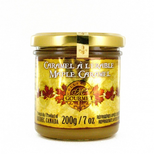 Caramelo liquido de maple 200g/7 oz