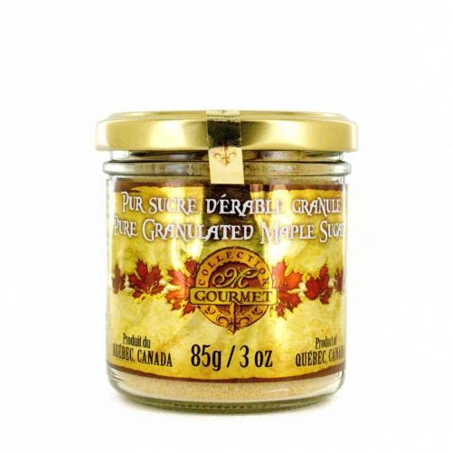 Azúcar puro de maple FINO-85g Gourmet