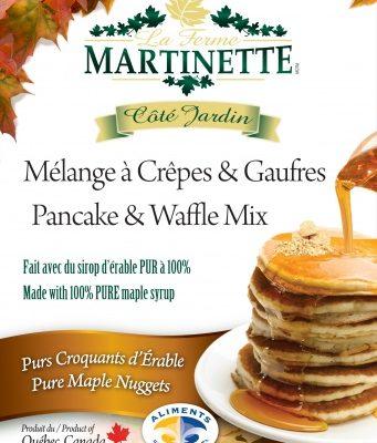 Harina para hot-cakes, Maple-Crujiente, 500g