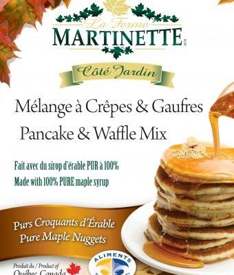 Harina para hot-cakes, Maple-Crujiente 250g