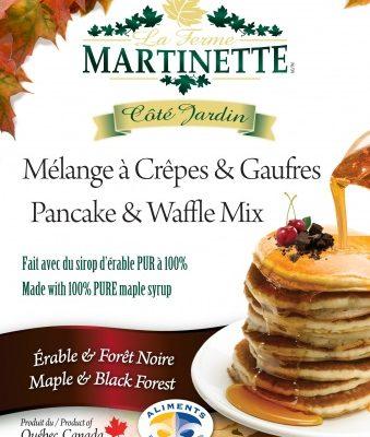 Harina para hot-cakes Maple-selva negra 250g