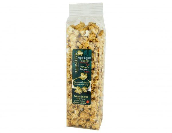 "Maple Salty Palomitas 130g (con ""Flor de sal"")"
