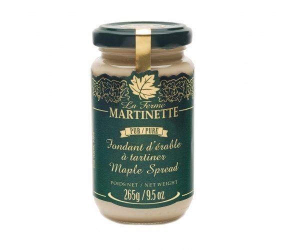 Fondant de maple puro (crema de maple) 265g/9.5 oz