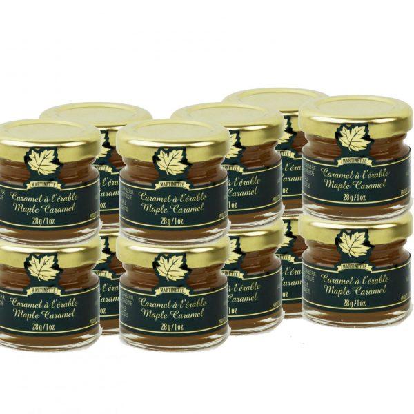 Caramelo de maple – Mignons 12x28g