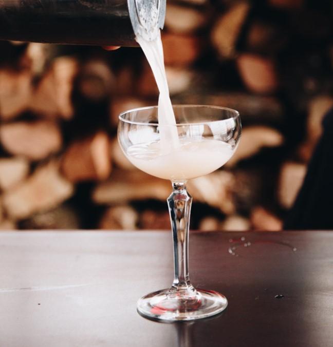 Cocktail Érablissimo