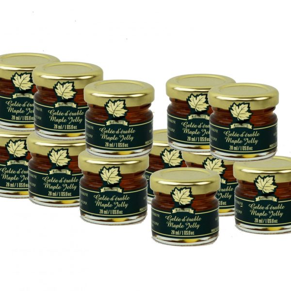 Jalea de maple,tarros de 12x28ml Mignons