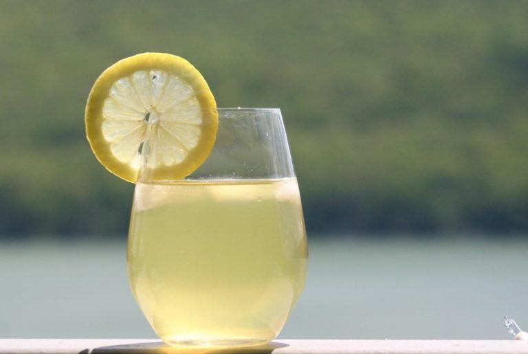Cura con Jarabe de Maple y jugo de limón