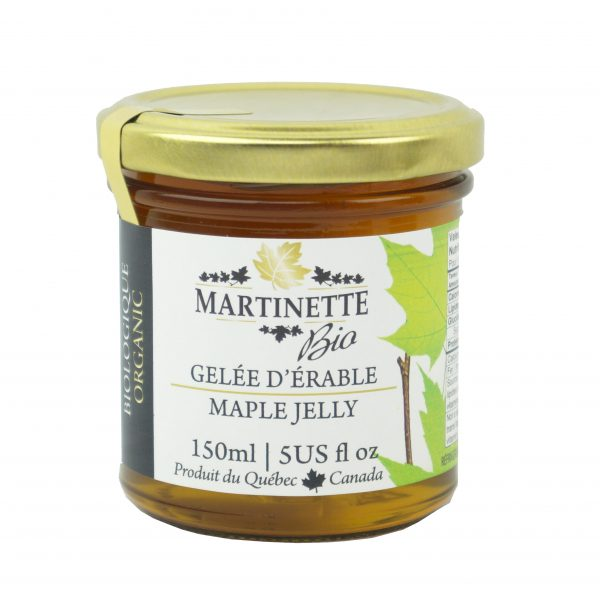 Jalea de maple orgánica 150ml
